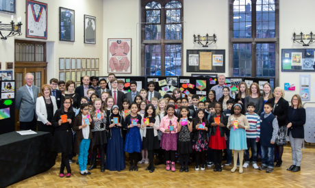 SHINE pupils graduate through this year's Serious Fun on Saturday Mornings programme at Bolton School