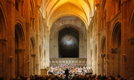 Canford - Concert at Christchurch Priory 096
