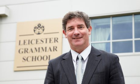 Christopher King, HMC Chairman 2015, Leicester Grammar School (lower res)
