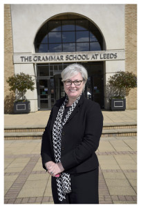 Sue Woodroofe, The Grammar School at Leeds